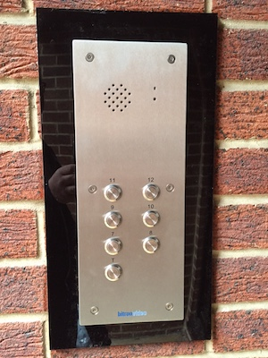 Door entry systems Sussex